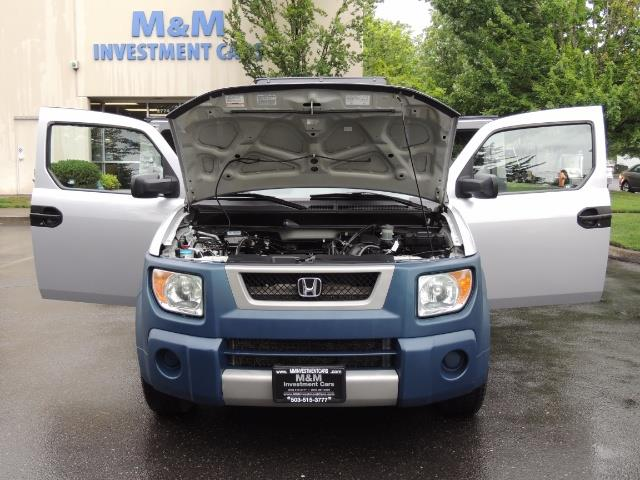 2005 Honda Element EX Sport Utility / ALL WHEEL DRIVE / SUN ROOF - Photo 28 - Portland, OR 97217