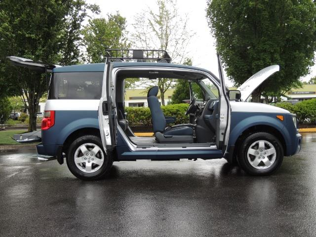 2005 Honda Element EX Sport Utility / ALL WHEEL DRIVE / SUN ROOF - Photo 23 - Portland, OR 97217