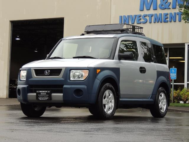 2005 Honda Element EX Sport Utility / ALL WHEEL DRIVE / SUN ROOF - Photo 41 - Portland, OR 97217