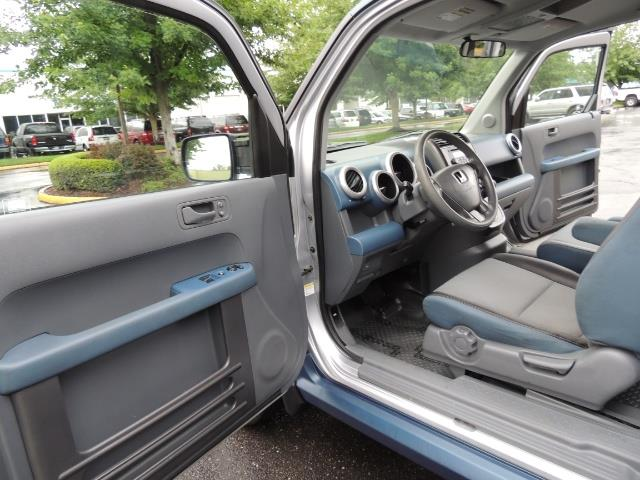 2005 Honda Element EX Sport Utility / ALL WHEEL DRIVE / SUN ROOF - Photo 31 - Portland, OR 97217