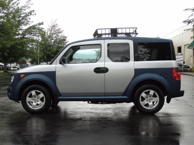 2005 Honda Element EX Sport Utility / ALL WHEEL DRIVE / SUN ROOF - Photo 3 - Portland, OR 97217