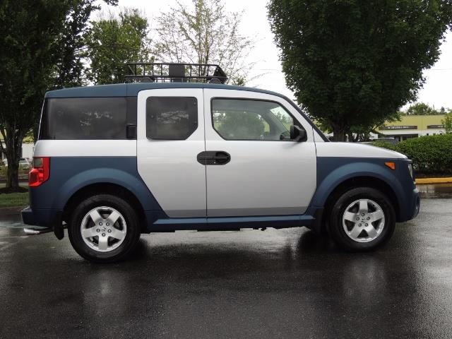 2005 Honda Element EX Sport Utility / ALL WHEEL DRIVE / SUN ROOF - Photo 4 - Portland, OR 97217