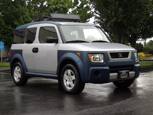 2005 Honda Element EX Sport Utility / ALL WHEEL DRIVE / SUN ROOF - Photo 2 - Portland, OR 97217