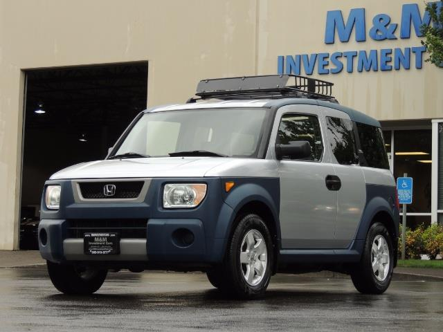 2005 Honda Element EX Sport Utility / ALL WHEEL DRIVE / SUN ROOF - Photo 1 - Portland, OR 97217