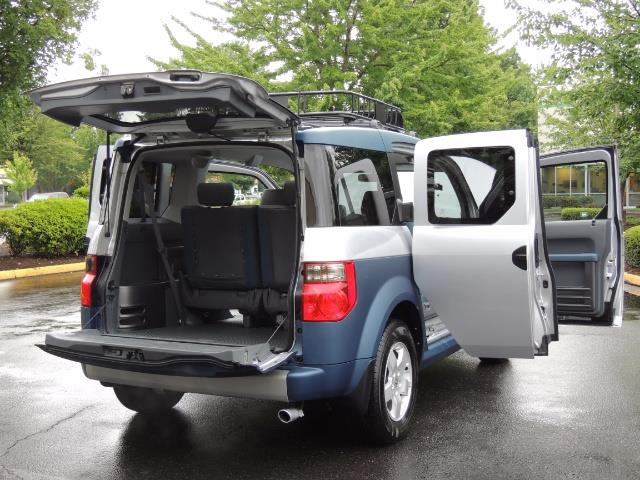 2005 Honda Element EX Sport Utility / ALL WHEEL DRIVE / SUN ROOF - Photo 26 - Portland, OR 97217