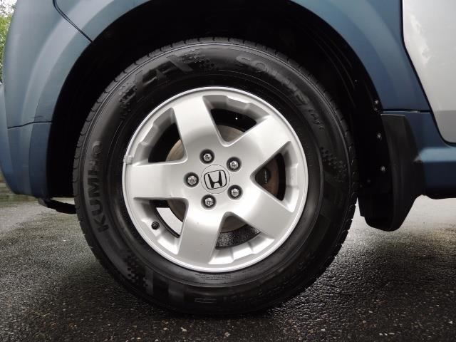 2005 Honda Element EX Sport Utility / ALL WHEEL DRIVE / SUN ROOF - Photo 39 - Portland, OR 97217