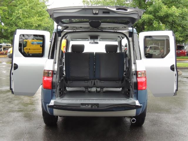 2005 Honda Element EX Sport Utility / ALL WHEEL DRIVE / SUN ROOF - Photo 22 - Portland, OR 97217