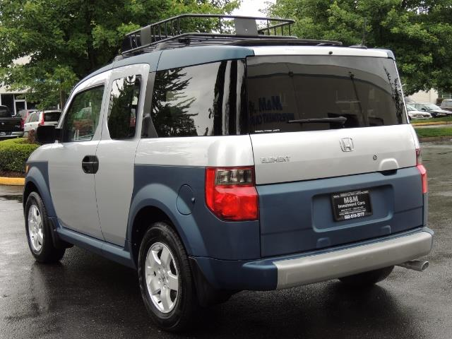 2005 Honda Element EX Sport Utility / ALL WHEEL DRIVE / SUN ROOF - Photo 7 - Portland, OR 97217