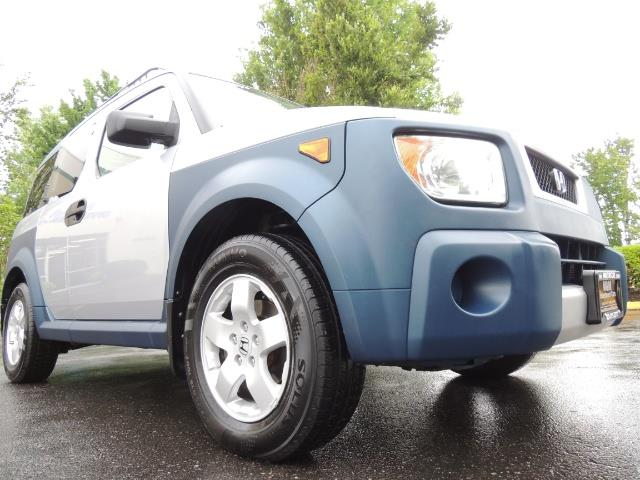 2005 Honda Element EX Sport Utility / ALL WHEEL DRIVE / SUN ROOF - Photo 10 - Portland, OR 97217