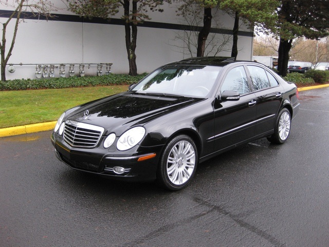 2008 mercedes benz e350 4matic all wheel drive. Black Bedroom Furniture Sets. Home Design Ideas