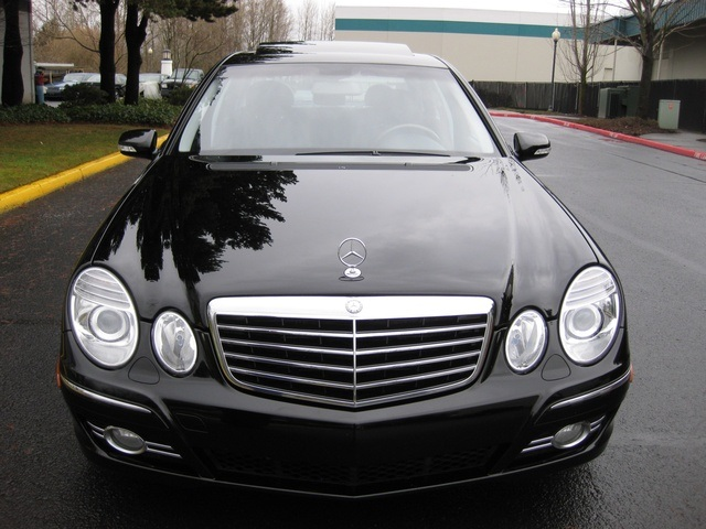 2008 mercedes benz e350 4matic all wheel drive for Mercedes benz e 350 2008