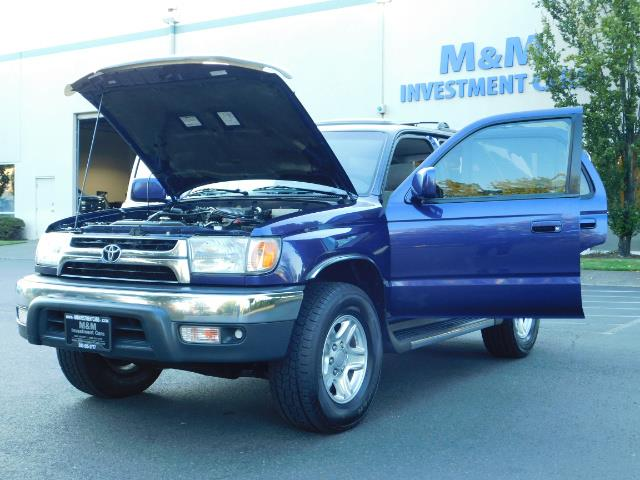2002 Toyota 4Runner SR5 4X4 V6 DIFF LOCK / Timing Belt+Water Pump Done - Photo 33 - Portland, OR 97217