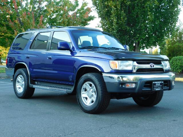 2002 Toyota 4Runner SR5 4X4 V6 DIFF LOCK / Timing Belt+Water Pump Done - Photo 2 - Portland, OR 97217