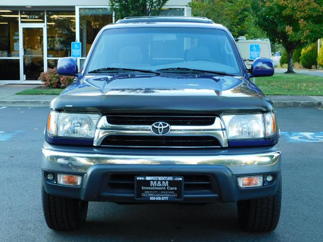2002 Toyota 4Runner SR5 4X4 V6 DIFF LOCK / Timing Belt+Water Pump Done - Photo 5 - Portland, OR 97217