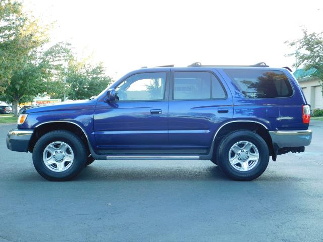 2002 Toyota 4Runner SR5 4X4 V6 DIFF LOCK / Timing Belt+Water Pump Done - Photo 3 - Portland, OR 97217