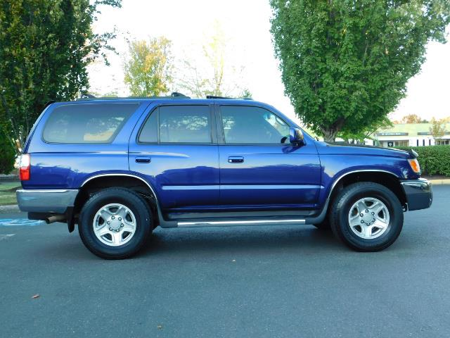 2002 Toyota 4Runner SR5 4X4 V6 DIFF LOCK / Timing Belt+Water Pump Done - Photo 4 - Portland, OR 97217