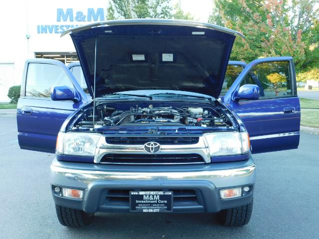 2002 Toyota 4Runner SR5 4X4 V6 DIFF LOCK / Timing Belt+Water Pump Done - Photo 30 - Portland, OR 97217
