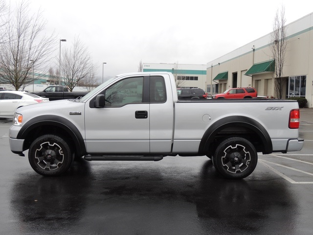 2007 ford f 150 stx 2wd 6cyl only 63000 miles. Black Bedroom Furniture Sets. Home Design Ideas