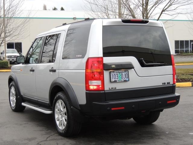 2005 land rover lr3 se 4x4 3rd row seat navigation loaded. Black Bedroom Furniture Sets. Home Design Ideas