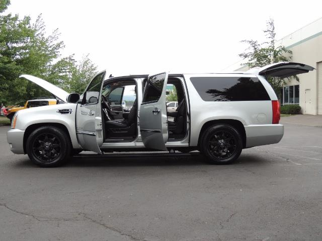 2010 Cadillac Escalade ESV Premium / AWD / DVD / Backup Camera / Excel Co - Photo 26 - Portland, OR 97217