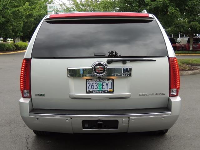 2010 Cadillac Escalade ESV Premium / AWD / DVD / Backup Camera / Excel Co - Photo 6 - Portland, OR 97217