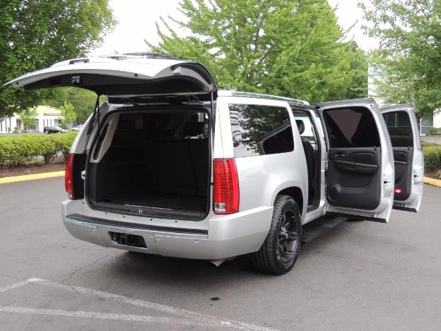 2010 Cadillac Escalade ESV Premium / AWD / DVD / Backup Camera / Excel Co - Photo 29 - Portland, OR 97217