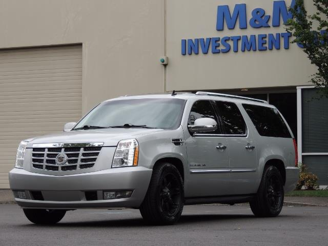 2010 Cadillac Escalade ESV Premium / AWD / DVD / Backup Camera / Excel Co - Photo 48 - Portland, OR 97217