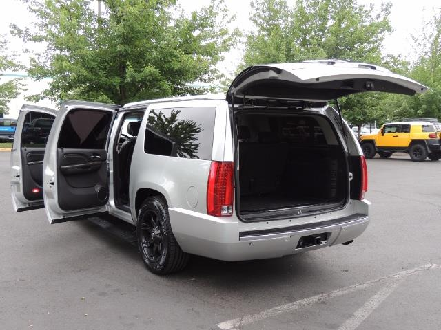 2010 Cadillac Escalade ESV Premium / AWD / DVD / Backup Camera / Excel Co - Photo 27 - Portland, OR 97217
