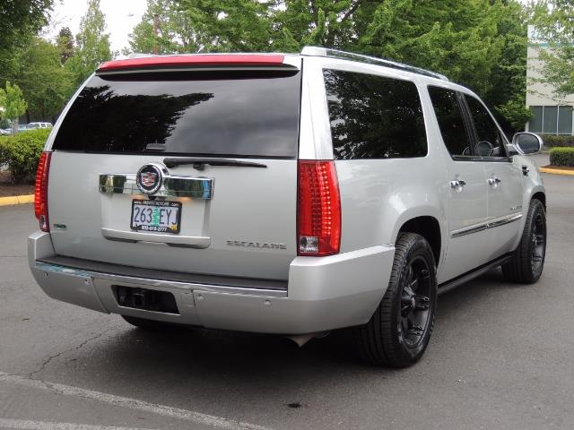 2010 Cadillac Escalade ESV Premium / AWD / DVD / Backup Camera / Excel Co - Photo 7 - Portland, OR 97217