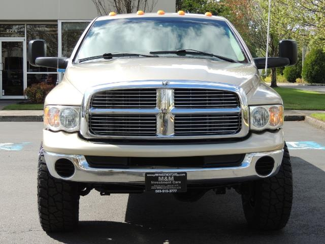 2004 Dodge Ram 3500 SLT 4dr Quad Cab / 4X4 / 5.9L DIESEL / 6-SPEED MAN - Photo 5 - Portland, OR 97217