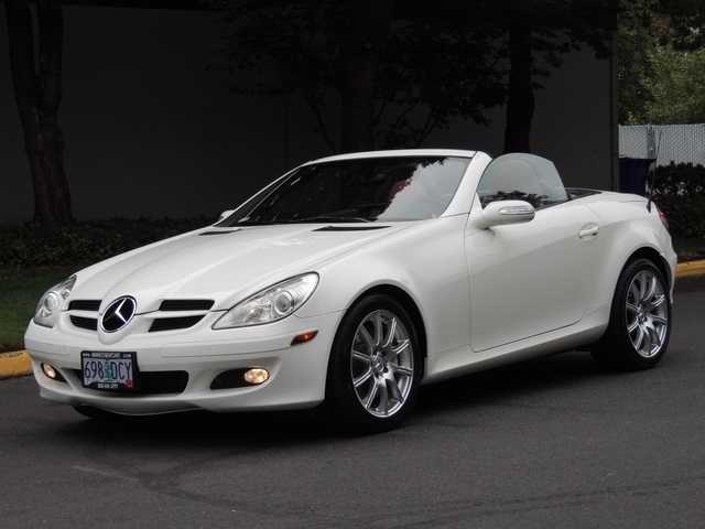 2005 mercedes benz slk350 sport coupe convertible excel cond for Mercedes benz coupe 2005