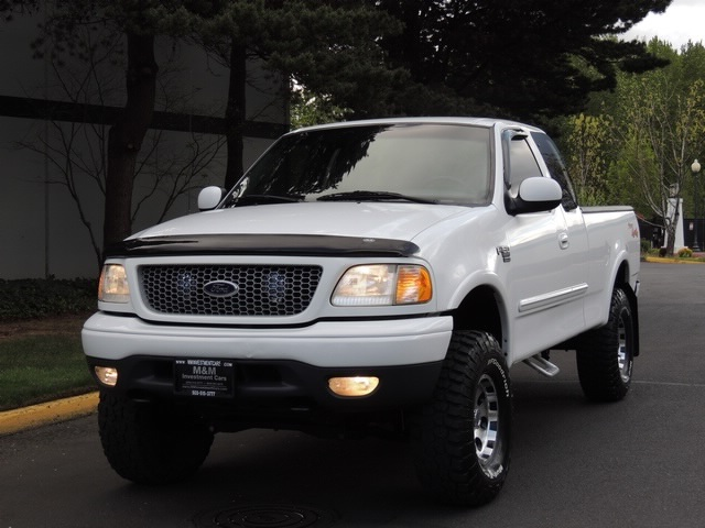 1999 ford f 150 xlt xtra cab 4wd lifted lifted. Black Bedroom Furniture Sets. Home Design Ideas