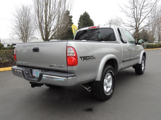 2006 toyota tundra sr5 4x4 access cab 4 door. Black Bedroom Furniture Sets. Home Design Ideas