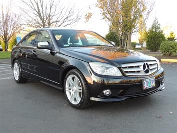 2008 Mercedes-Benz C350 Sport / Leather / Sunroof / Heated Seats Sedan