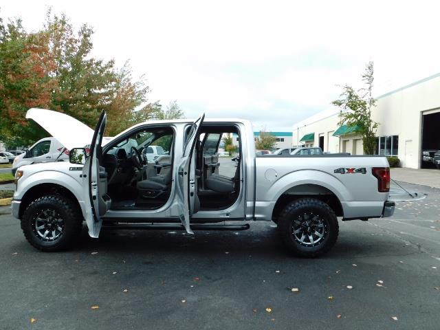 2017 Ford F-150 XLT / 4X4 / Crew Cab / LIFTED LIFTED - Photo 26 - Portland, OR 97217