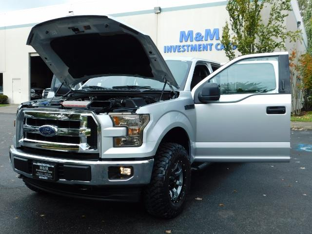 2017 Ford F-150 XLT / 4X4 / Crew Cab / LIFTED LIFTED - Photo 25 - Portland, OR 97217