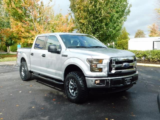 2017 Ford F-150 XLT / 4X4 / Crew Cab / LIFTED LIFTED - Photo 37 - Portland, OR 97217