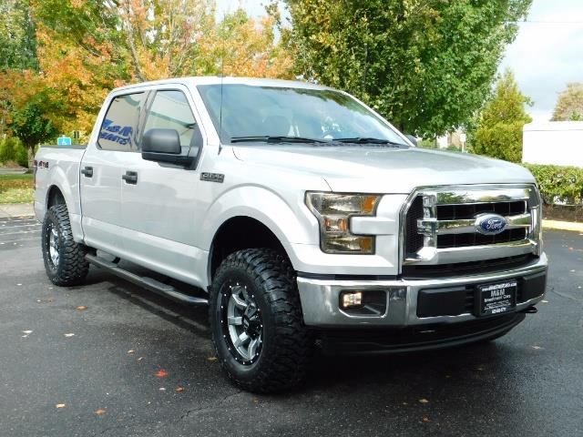 2017 Ford F-150 XLT / 4X4 / Crew Cab / LIFTED LIFTED - Photo 2 - Portland, OR 97217