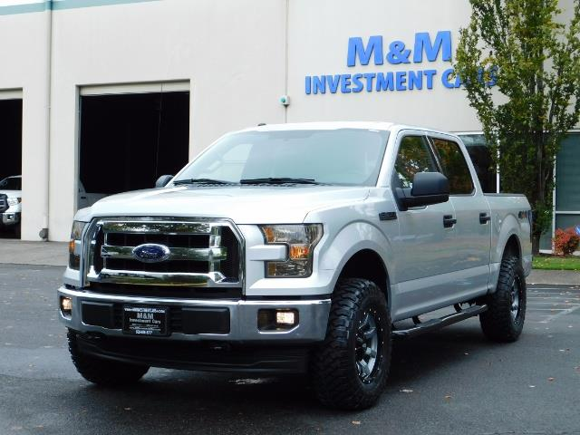 2017 Ford F-150 XLT / 4X4 / Crew Cab / LIFTED LIFTED - Photo 46 - Portland, OR 97217