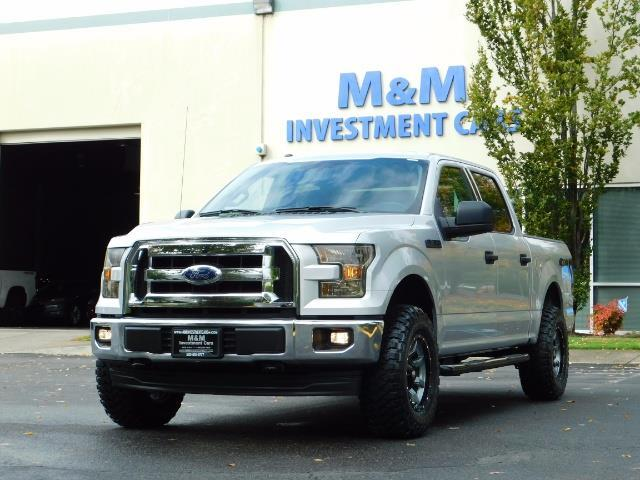 2017 Ford F-150 XLT / 4X4 / Crew Cab / LIFTED LIFTED - Photo 42 - Portland, OR 97217
