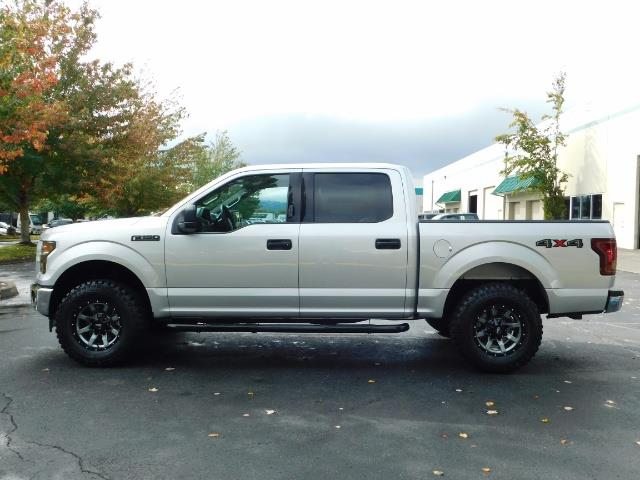 2017 Ford F-150 XLT / 4X4 / Crew Cab / LIFTED LIFTED - Photo 3 - Portland, OR 97217