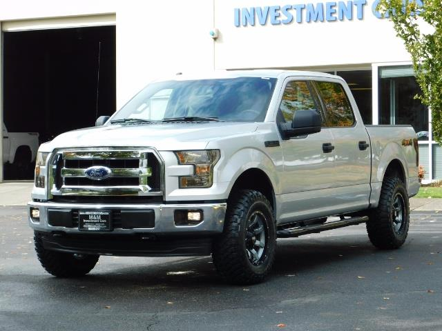 2017 Ford F-150 XLT / 4X4 / Crew Cab / LIFTED LIFTED - Photo 40 - Portland, OR 97217