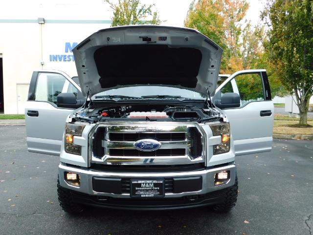 2017 Ford F-150 XLT / 4X4 / Crew Cab / LIFTED LIFTED - Photo 31 - Portland, OR 97217