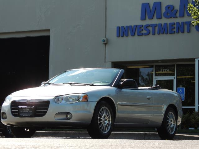 2004 Chrysler Sebring Touring / Convertible / ONly 74K MILES - Photo 54 - Portland, OR 97217