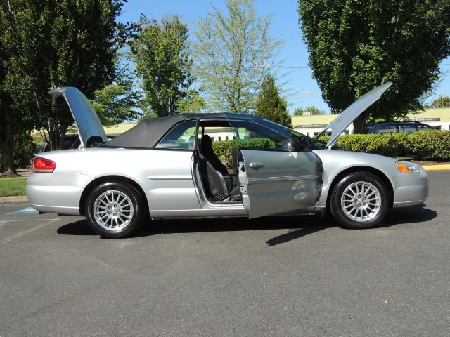 2004 Chrysler Sebring Touring / Convertible / ONly 74K MILES - Photo 29 - Portland, OR 97217
