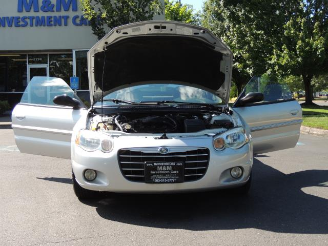 2004 Chrysler Sebring Touring / Convertible / ONly 74K MILES - Photo 32 - Portland, OR 97217