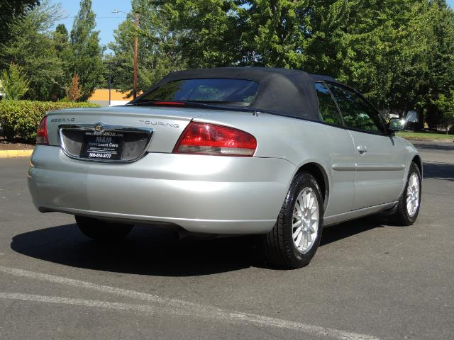 2004 Chrysler Sebring Touring / Convertible / ONly 74K MILES - Photo 38 - Portland, OR 97217