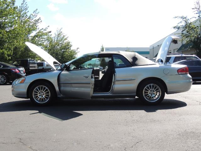 2004 Chrysler Sebring Touring / Convertible / ONly 74K MILES - Photo 26 - Portland, OR 97217