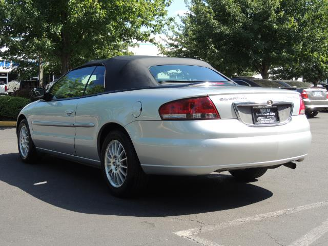 2004 Chrysler Sebring Touring / Convertible / ONly 74K MILES - Photo 39 - Portland, OR 97217