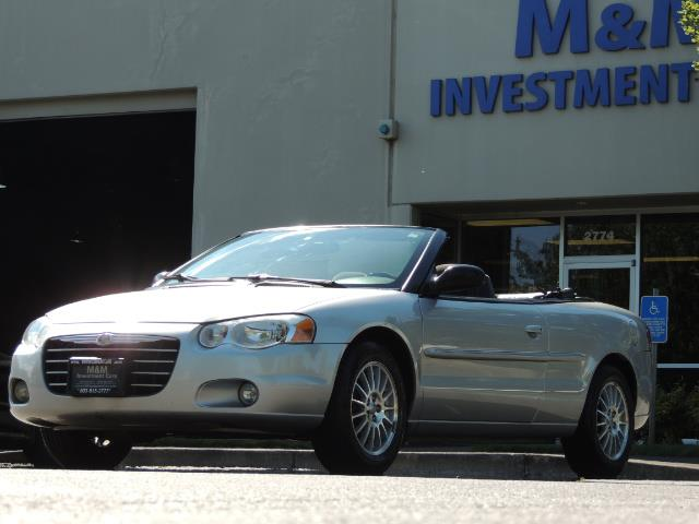2004 Chrysler Sebring Touring / Convertible / ONly 74K MILES - Photo 53 - Portland, OR 97217
